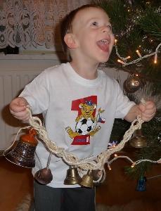 Matyáš - 2 roky